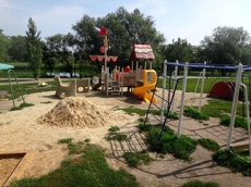 В Тамбове появится ещё 21 игровая детская площадка
