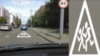 Гаишникам посоветовали вытянуть разметку на дорогах