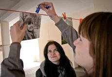 В центре Тамбова устроят «сушку» фотографий