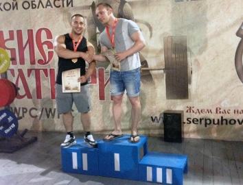 Тамбовский полицейский стал призёром всероссийских соревнований по пауэрлифтингу