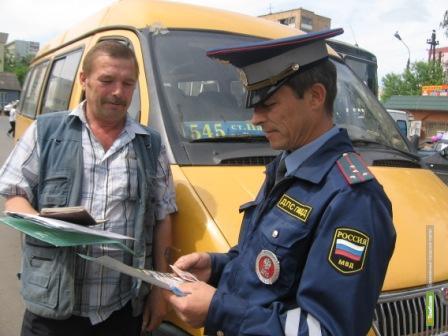 Тамбовские автоинспекторы проверят состояние дорог