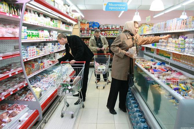 В Тамбовской области выросли цены на мясо, сырные продукты и кондитерские изделия
