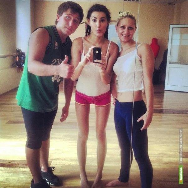 Финалисты «Танцуй, Тамбов»: «Atrium night club»: в здоровом теле – здоровый дух!