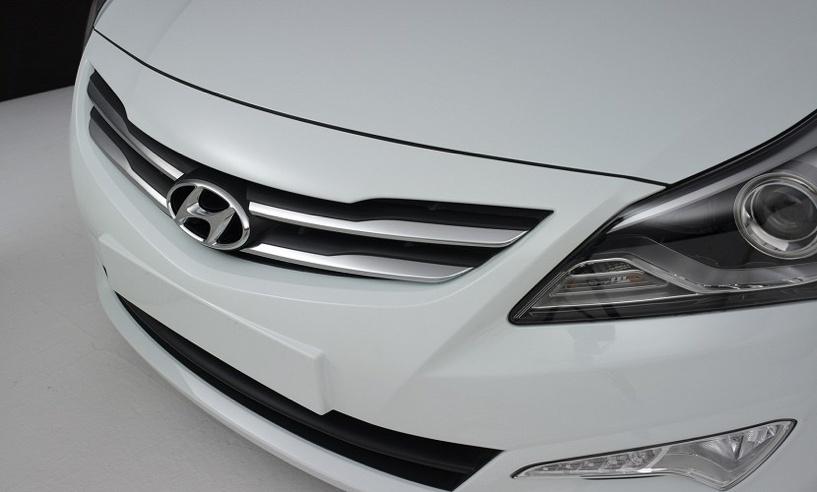 Hyundai Solaris подорожал после рестайлинга