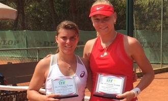 Олеся Первушина завоевала второй взрослый титул