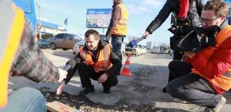 В рамках проекта «Карта убитых дорог» проинспектировали улицы Тамбова