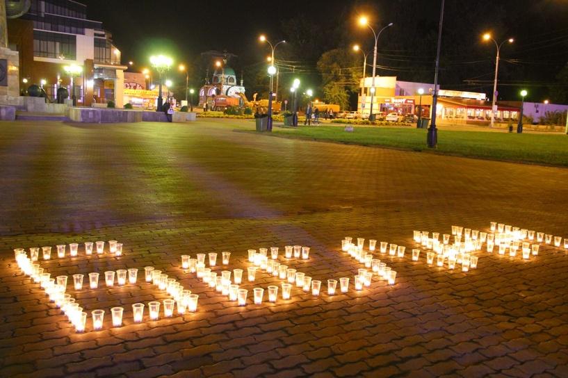 В Тамбове вспомнят о невинных жертвах Беслана