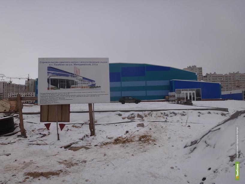 Строители оставили тамбовчан без новогоднего подарка