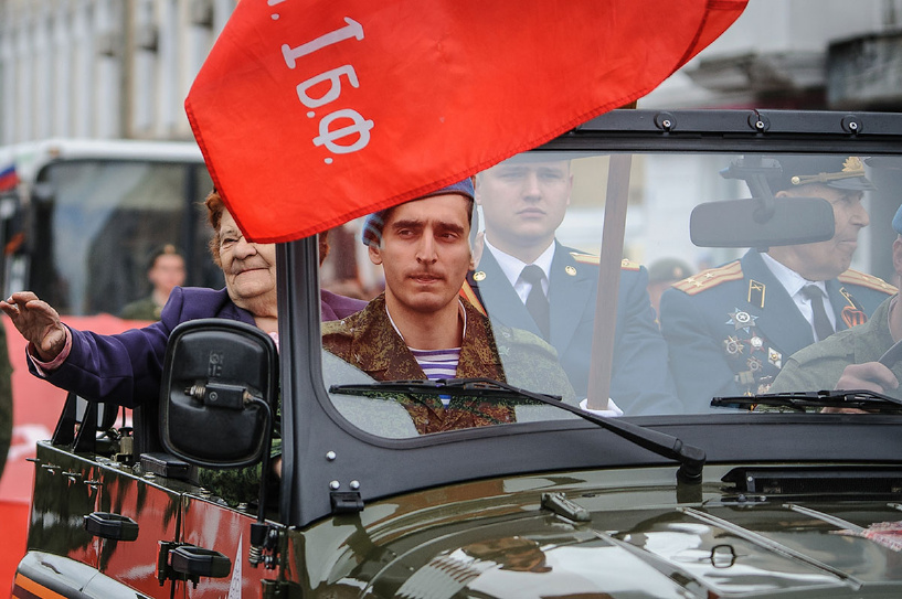 В Тамбовской области пройдут несколько акций в честь 70-летия Победы