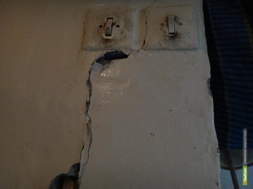 Капремонт по-тамбовски: на улице ливень - в квартире потоп