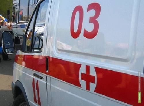 Два человека пострадали в ДТП на выезде из Тамбова