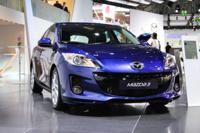 В ноябре мы увидим обновленную Mazda 3