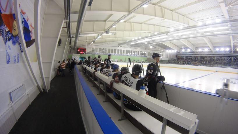 Тамбовские хоккеисты готовятся к новому сезону