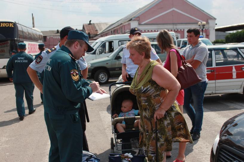 В Тамбове зарегистрировано 250 украинских беженцев