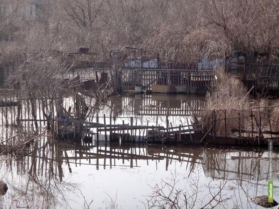 На Тамбовщине в полном разгаре подготовка к весеннему паводку