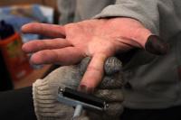 ФМС предлагает создать фирмы, которые будут снимать у граждан отпечатки пальцев