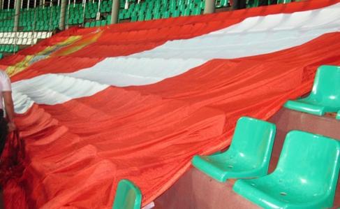 ФК «Тамбов» оденется в красно-белую форму