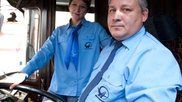 Чиновники оденут тамбовских водителей и кондукторов в униформу