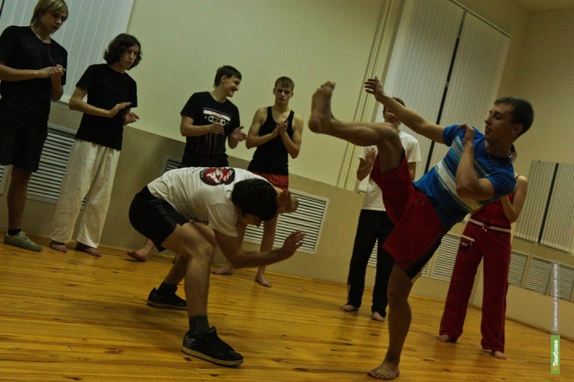 Тамбовчан научат афро-бразильскому боевому искусству