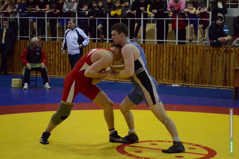 В Тамбове пройдёт чемпионат области по греко-римской борьбе