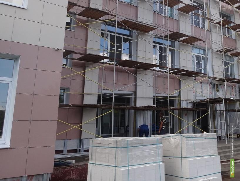 В этом году ремонт тамбовских школ обошелся в 30 миллионов рублей