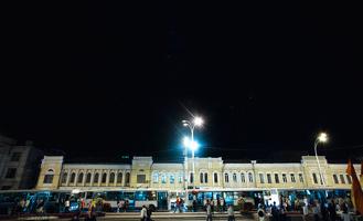 В Пасхальную ночь тамбовчан развезет по домам общественный транспорт