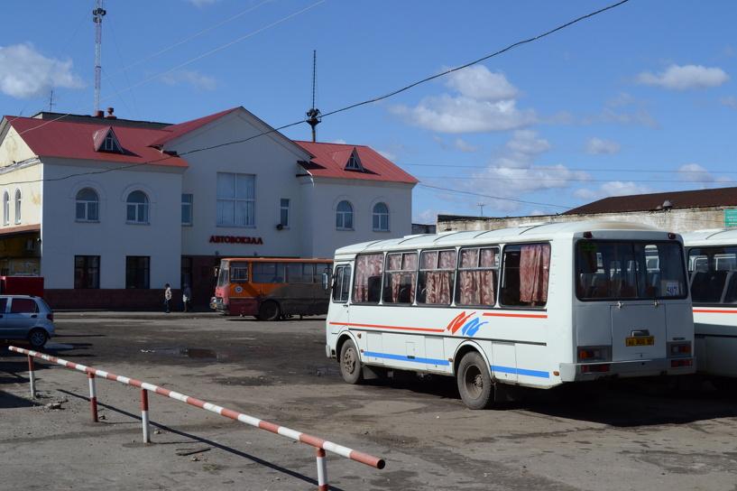 Автовокзал «Северный» в Тамбове закроют