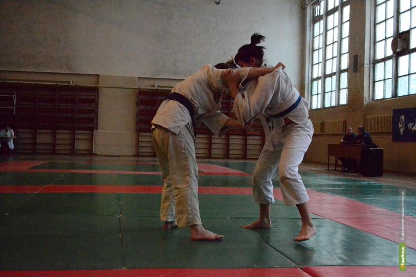 Тамбовчанка привезла «серебро» с чемпионата страны по самбо