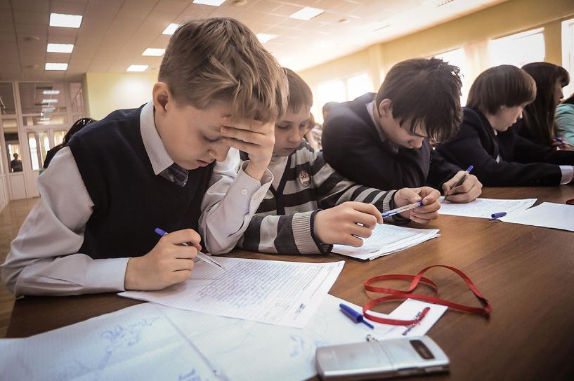 В этом году «Тотальный диктант» написали на «пять» трое тамбовчан