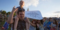 Над Цной отгремел рок-концерт