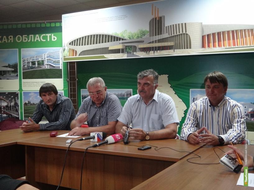 Многие игроки «Спартака» попробуют себя в ФК «Тамбов»
