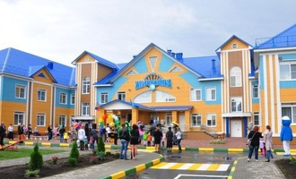 В 2016 году на ремонт детских садов было выделено более 32 млн рублей