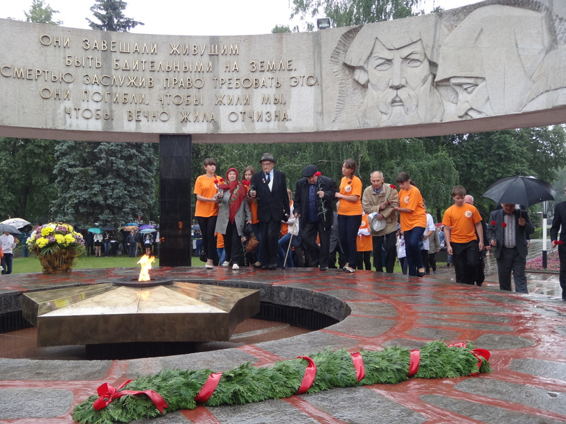 В Тамбове пройдёт митинг, посвящённый годовщине начала Великой Отечественной войны