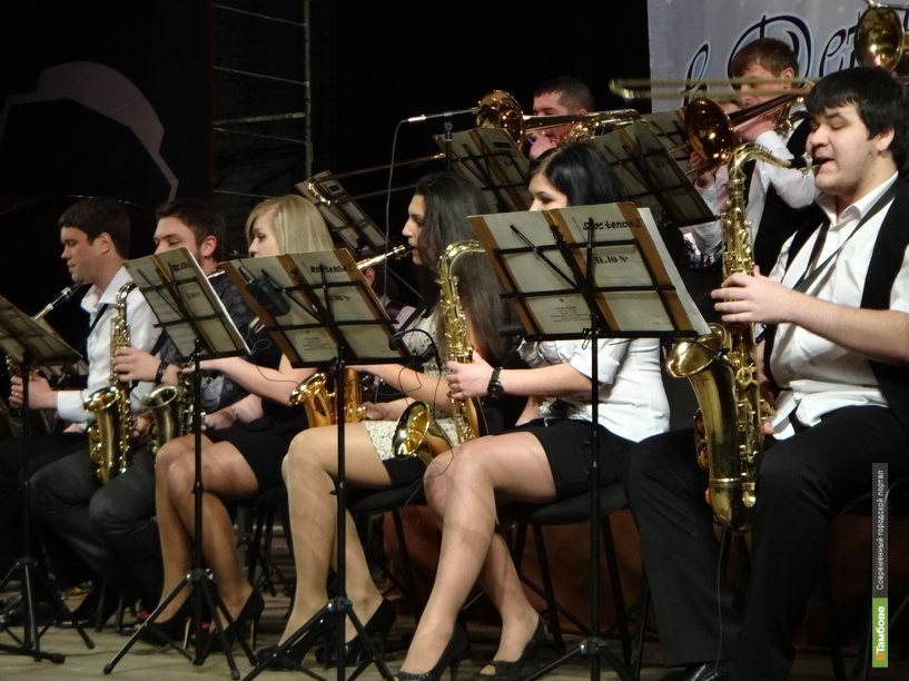 В Тамбове пройдёт Международный джазовый фестиваль