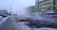 Из-за коммунальной аварии жители северной части остались без тепла