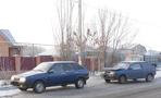 В Уварово водитель «восьмерки» не учел дистанцию и врезался в «девятку»