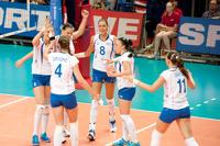 Сборная России вышла в финал Кубка Ельцина