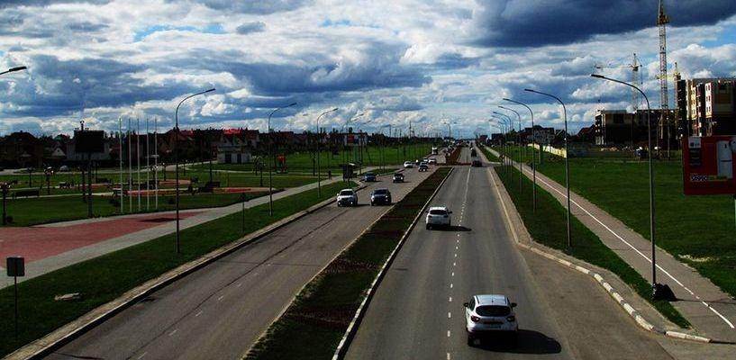 На севере Тамбова построят два правоповоротных съезда на улицу Мичуринскую