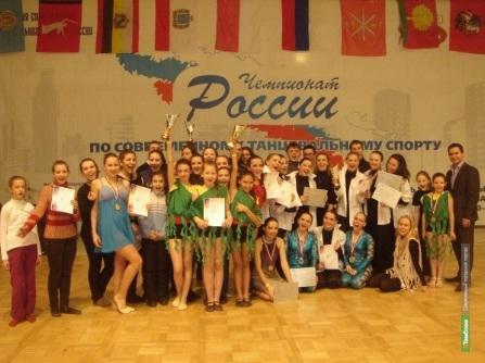 Дуэт из Тамбова «перетанцевал» Чемпионов мира