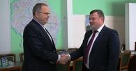 В Тамбов приехал посол Люксембурга