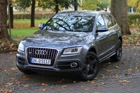 «Отмена всех ограничений»: утюжим безлимитные автобаны на Audi Q5