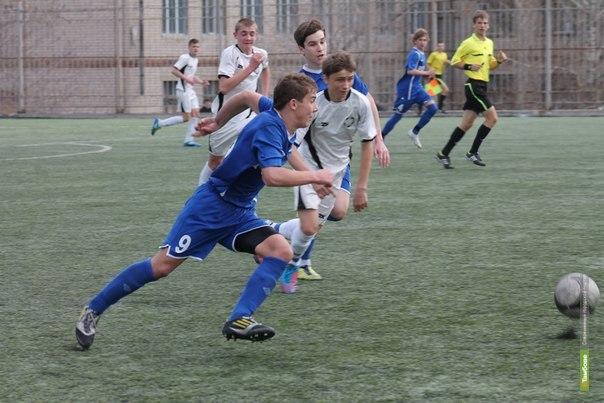 «Академию футбола» на выезде разгромила «молодёжку» рязанской «Звезды»