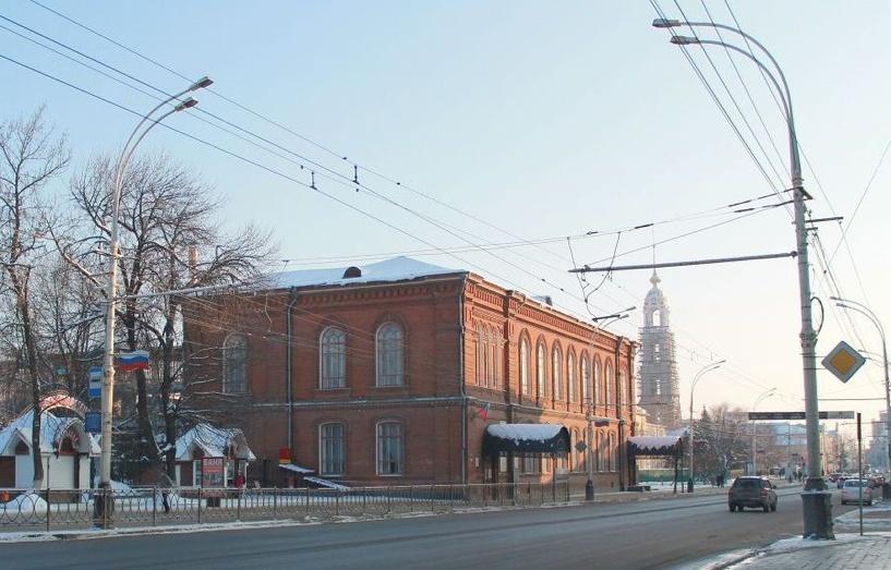 В Тамбове открылась выставка «Магия старинного рисунка»