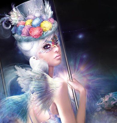 Ведущая артистка мюзикла «Цирк судьбы» Анна Демина и сложный и таинственный Илья Григоров