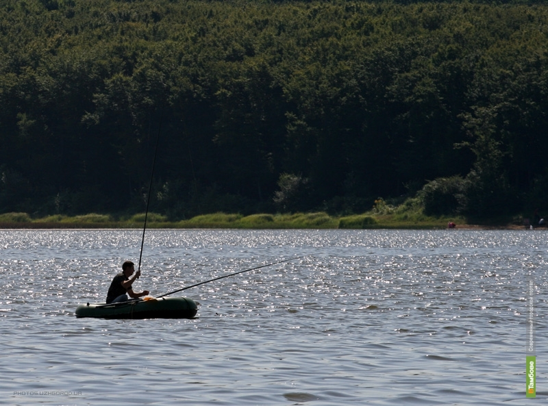 Сотрудники МЧС спасли рыбака в Тамбове