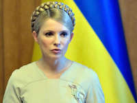 Тимошенко метит на место президента Украины