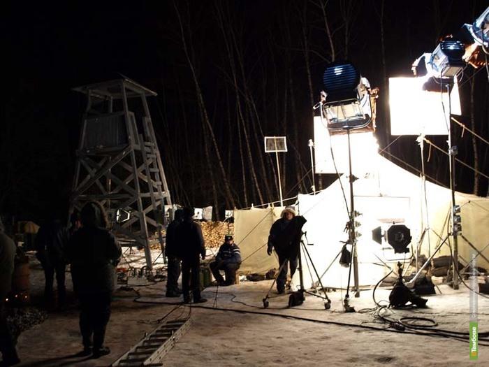 В Тамбовской области прошли съёмки телевизионного фильма