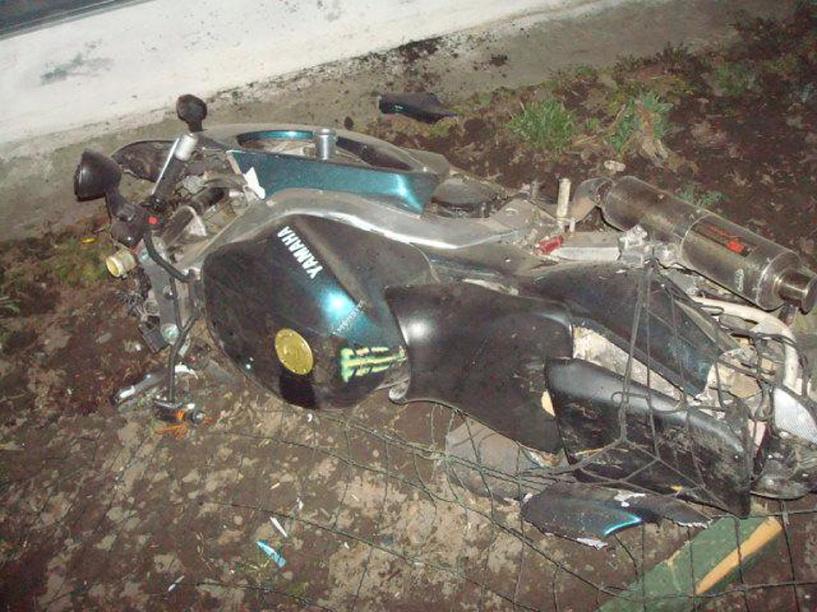 В Моршанске на мотоцикле насмерть разбились два человека