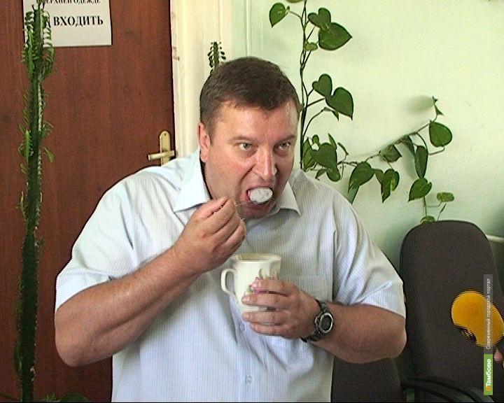 Главе Тамбова кислородный коктейль напомнил варенье
