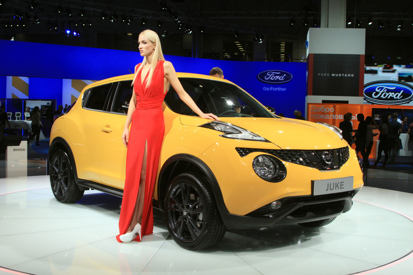Новый Nissan Juke подорожал почти на сто тысяч